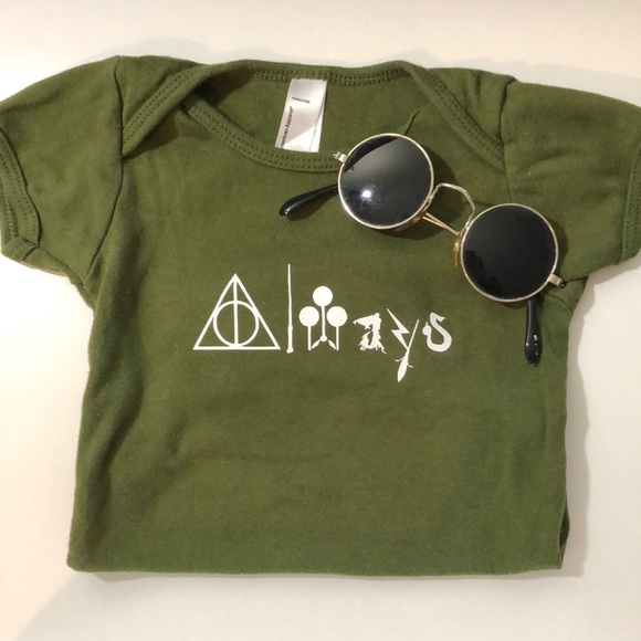 harry potter Other - Harry Potter one piece baby romper